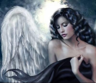 Mamange, je suis entrain de le broder et je pense très très fort à toi mon ange.
