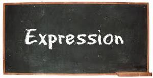expression,